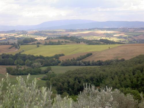 La pace in Umbria