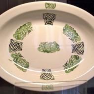 Gran piatto ovale