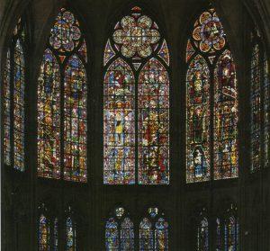 Vetrata della cattedrale di Troys